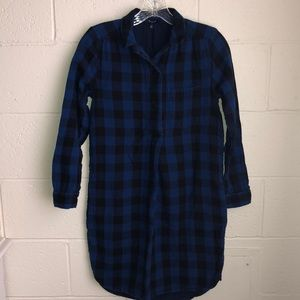 Madewell | Flannel Tunic